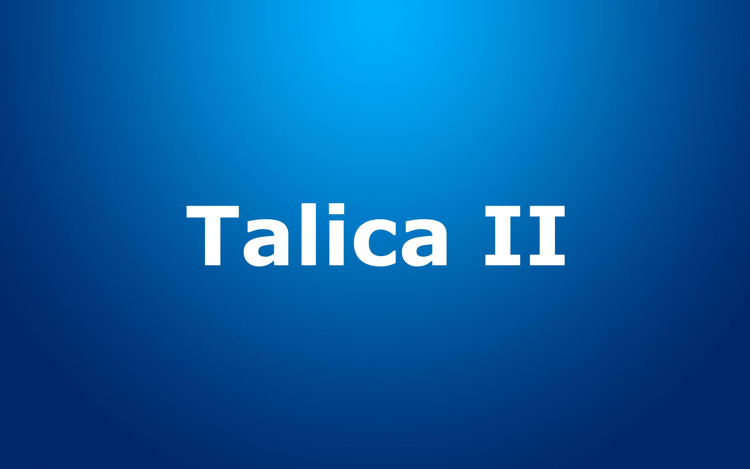 Talica II