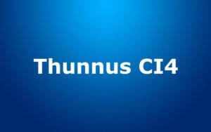 Thunnus CI4